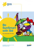 Be SunSmart with Sid FOR WEB 2