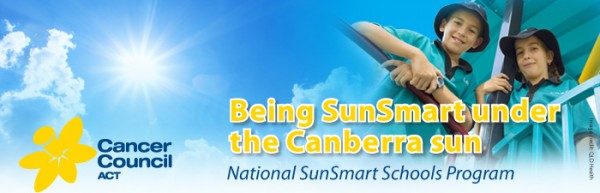 Being SS under the Canberra sun web banner