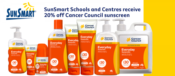 Sunscreen Program Discount Sunscreen 850x37