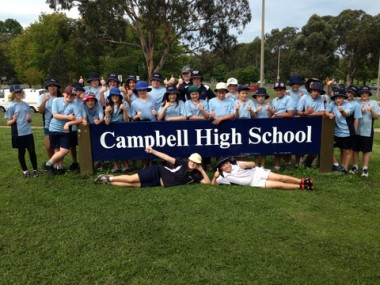 Campbell High Hats on Term 1 2014