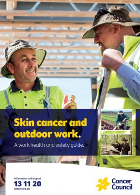 Skin cancer and outdoor work COVER