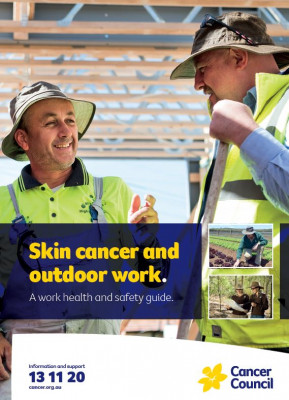Skin cancer and outdoor work COVER 2019